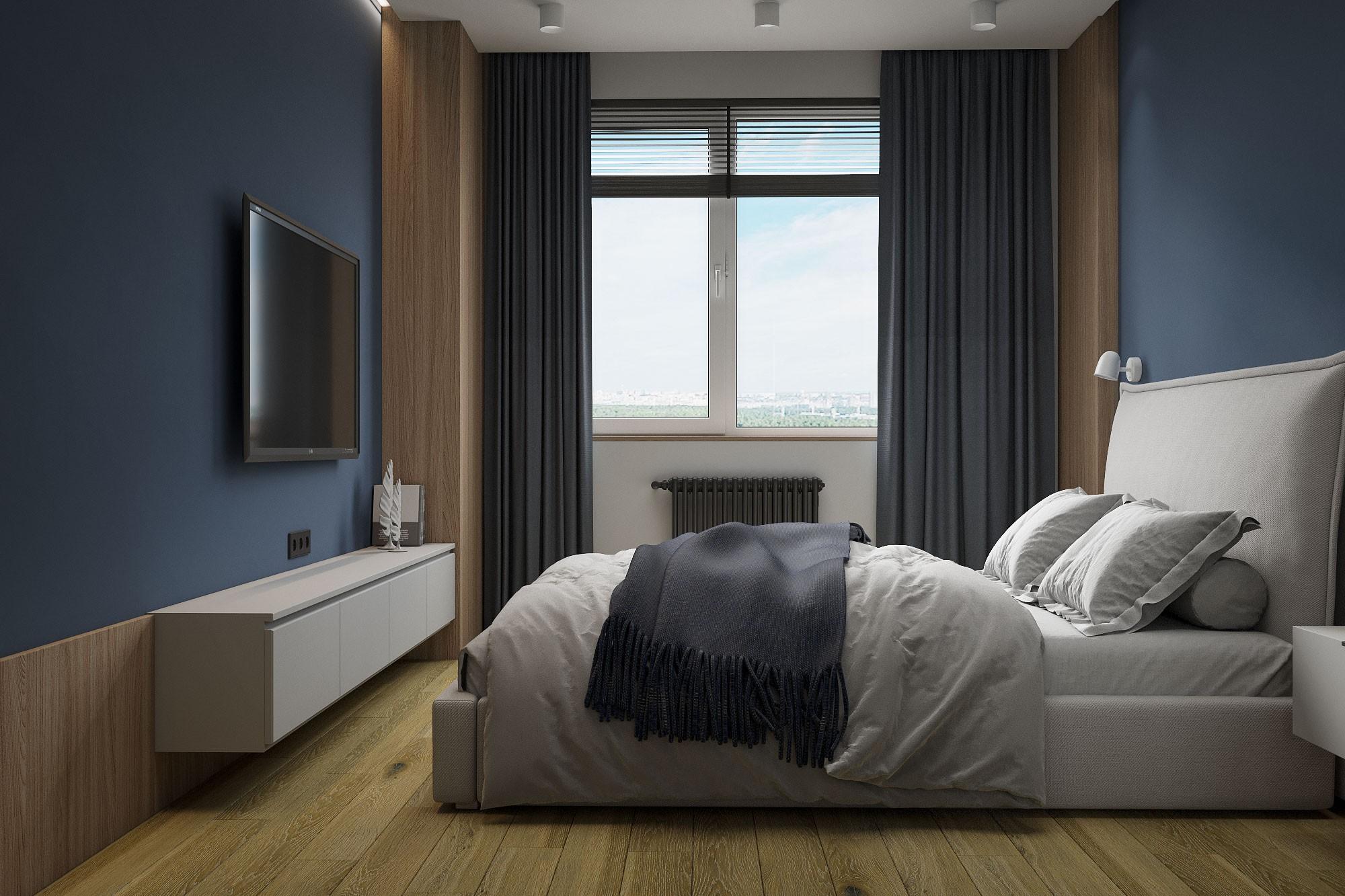 3х комнатная квартира ЖК Лукино